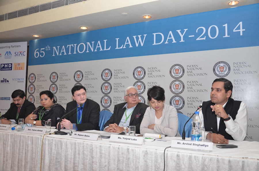 Chairing-Public-Policy-Law-Session-of-National-Law-Day-on-26th-November-2014