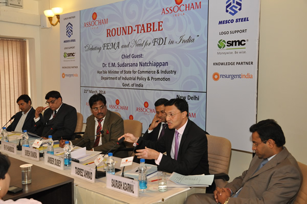 FDI-in-Pharma-Sector-at-Assocham-2